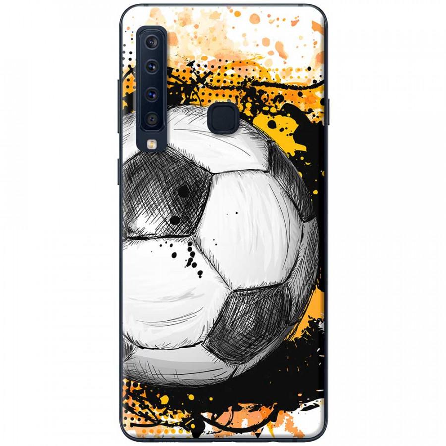 Ốp lưng dành cho Samsung Galaxy A9 (2018) mẫu Quả bóng