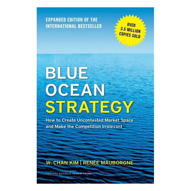 Harvard Business Review: Blue Ocean Strategy