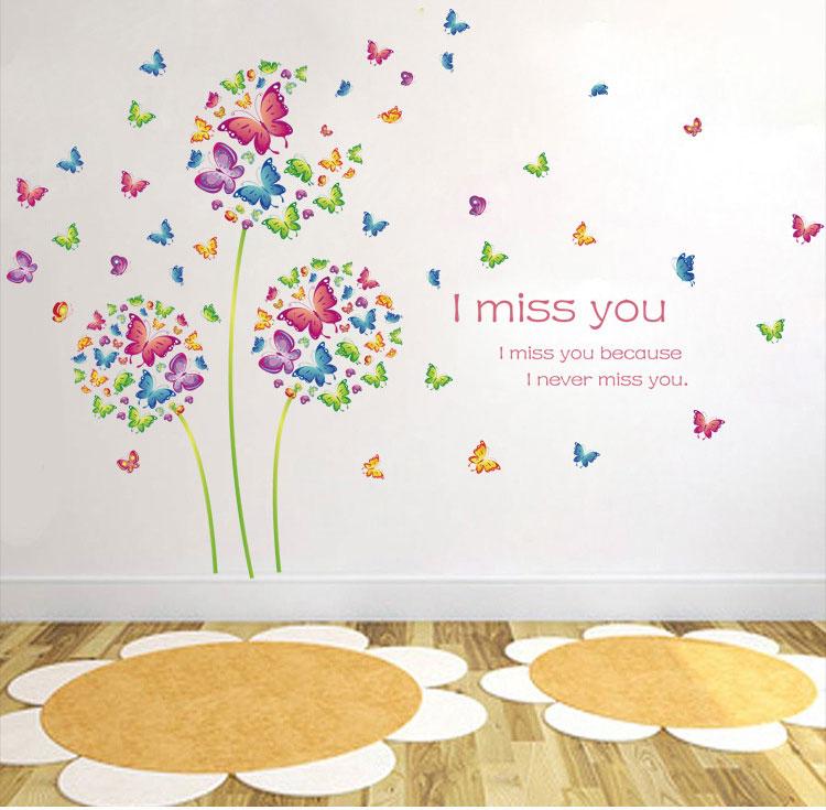 Decal dán tường hình hoa bướm đầy màu sắc cho bé AM7120 - 965035 , 1811646464274 , 62_2292613 , 60000 , Decal-dan-tuong-hinh-hoa-buom-day-mau-sac-cho-be-AM7120-62_2292613 , tiki.vn , Decal dán tường hình hoa bướm đầy màu sắc cho bé AM7120