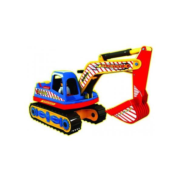 Bộ đồ chơi xếp hình sáng tạo 281 (L3-Xe móc đất K.2 chứa xếp hình) - M1509-LR