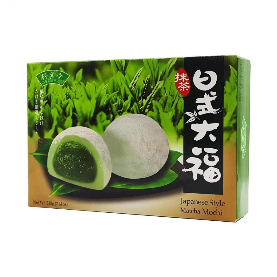 Bánh Mochi Trà xanh Bamboo House - Nhập khẩu Đài Loan - 1557381 , 9018014734447 , 62_13578903 , 46000 , Banh-Mochi-Tra-xanh-Bamboo-House-Nhap-khau-Dai-Loan-62_13578903 , tiki.vn , Bánh Mochi Trà xanh Bamboo House - Nhập khẩu Đài Loan