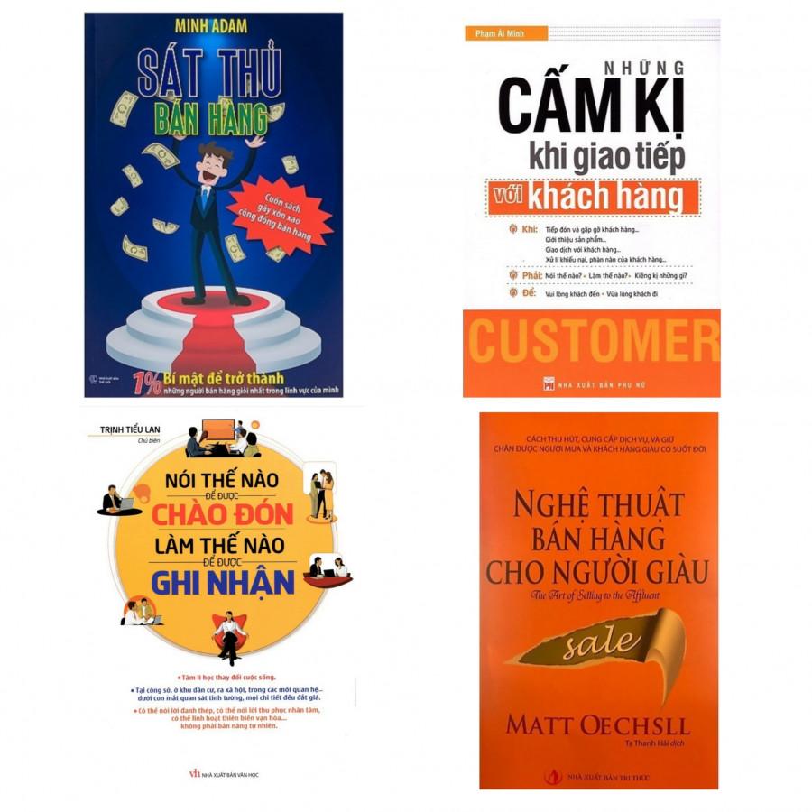 Combo Sách Kỹ Năng Bán Hàng Tuyệt Đỉnh: Sát Thủ Bán Hàng + Những Cấm Kị Khi Giao Tiếp Với Khách Hàng + Nói Thế... - 1727989 , 9416752515272 , 62_12054339 , 797000 , Combo-Sach-Ky-Nang-Ban-Hang-Tuyet-Dinh-Sat-Thu-Ban-Hang-Nhung-Cam-Ki-Khi-Giao-Tiep-Voi-Khach-Hang-Noi-The...-62_12054339 , tiki.vn , Combo Sách Kỹ Năng Bán Hàng Tuyệt Đỉnh: Sát Thủ Bán Hàng + Những Cấm