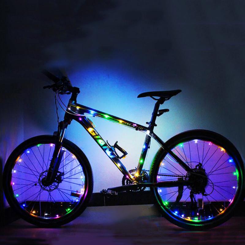 Đèn LED Gắn Bánh Xe Đạp Nhiều Màu - 4925279 , 3851179567057 , 62_12879554 , 288000 , Den-LED-Gan-Banh-Xe-Dap-Nhieu-Mau-62_12879554 , tiki.vn , Đèn LED Gắn Bánh Xe Đạp Nhiều Màu