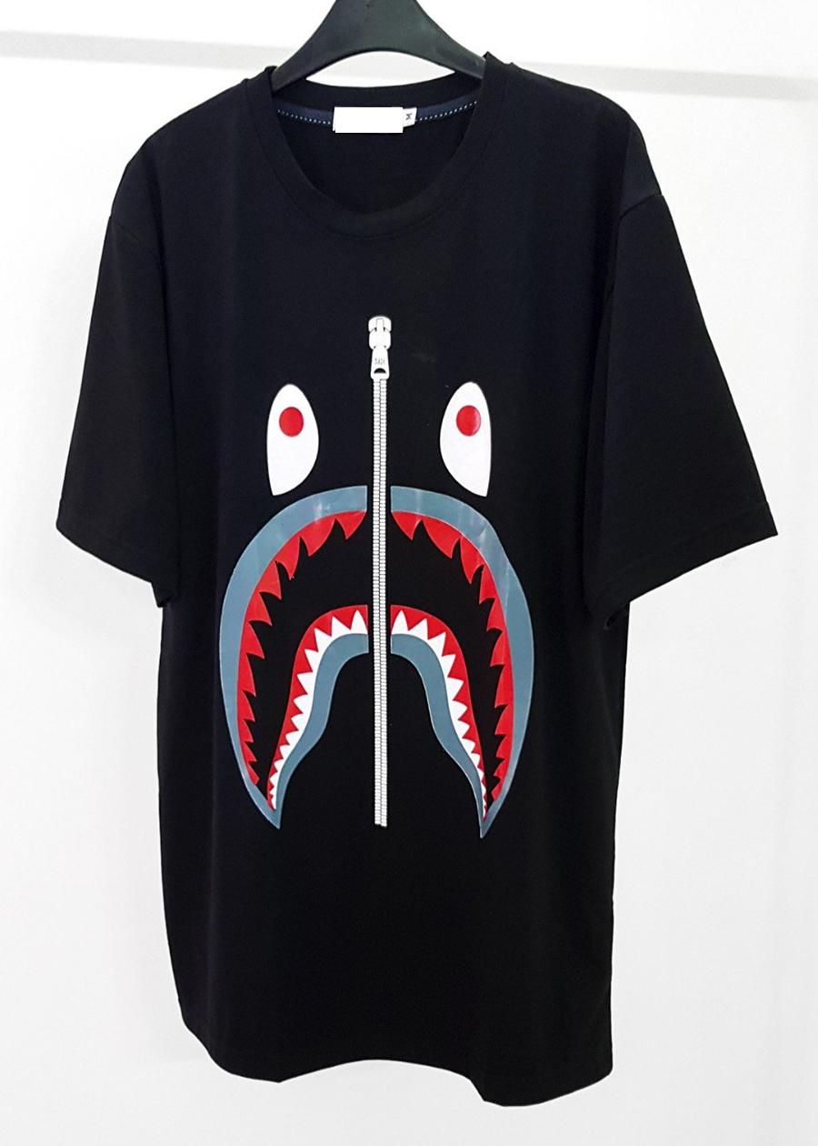Áo thun Bape Shark - 2068689 , 6722081989947 , 62_12503376 , 200000 , Ao-thun-Bape-Shark-62_12503376 , tiki.vn , Áo thun Bape Shark