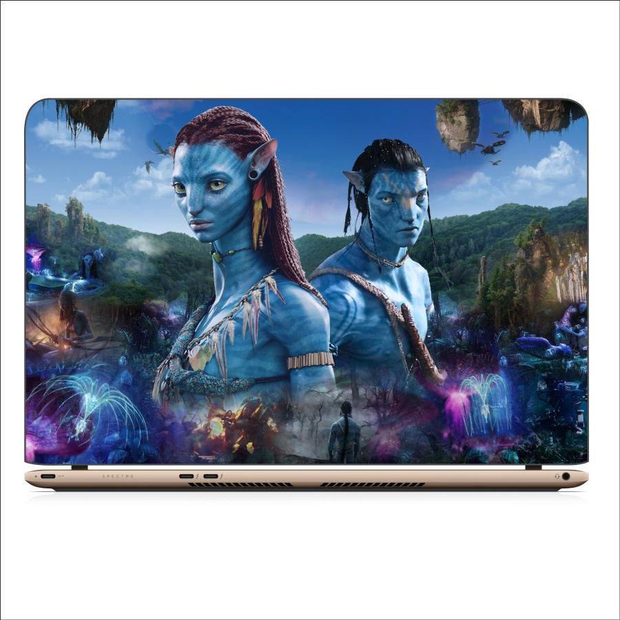 Miếng Dán Skin In Decal Dành Cho Laptop - Avatar 3 - Mã: 101118