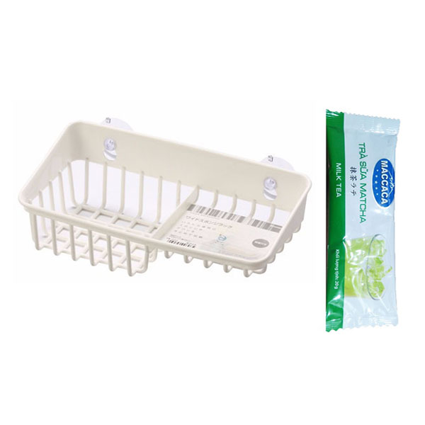 Giá để giẻ rửa bát 2 ngăn dạng lưới nội địa Nhật Bản (Tặng Trà sữa Matcha / Cafe Macca) - 15850704 , 2724961624522 , 62_19943819 , 63700 , Gia-de-gie-rua-bat-2-ngan-dang-luoi-noi-dia-Nhat-Ban-Tang-Tra-sua-Matcha--Cafe-Macca-62_19943819 , tiki.vn , Giá để giẻ rửa bát 2 ngăn dạng lưới nội địa Nhật Bản (Tặng Trà sữa Matcha / Cafe Macca)
