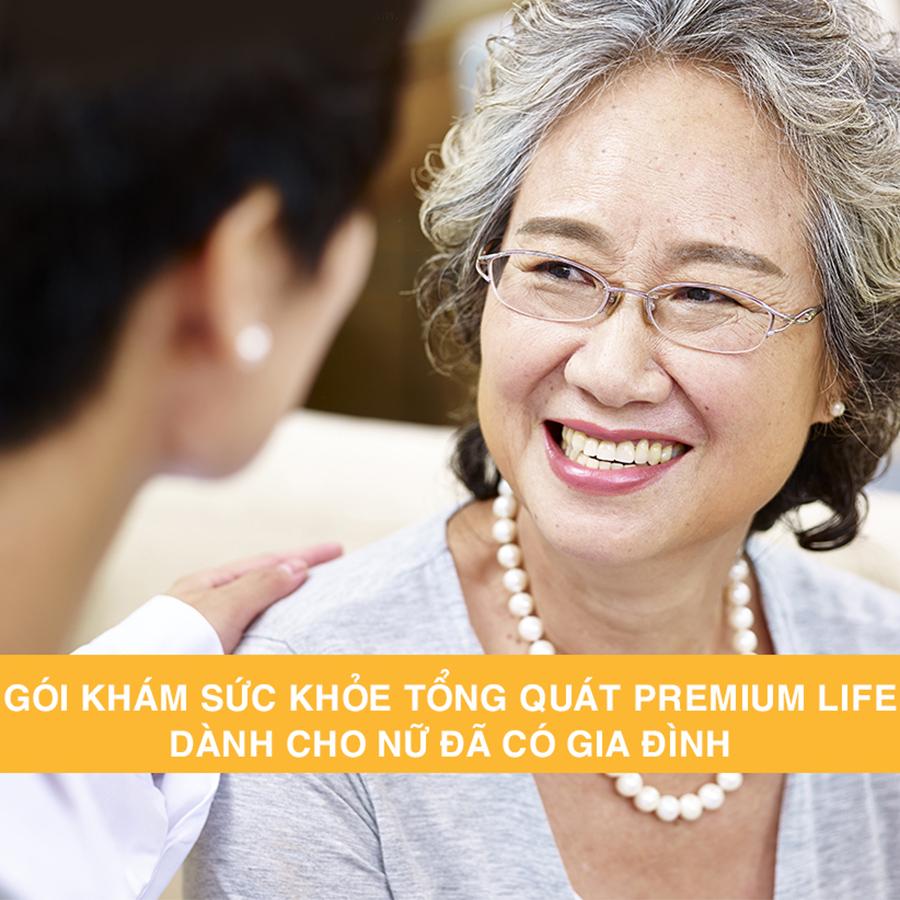 Gói Khám Sức Khỏe Tổng Quát Premium Life - Dành Cho Nữ Đã Có Gia Đình Tại Phòng Khám Tổng Quát Singapore - Việt Nam - 5350543 , 7993426997289 , 62_3580969 , 7500000 , Goi-Kham-Suc-Khoe-Tong-Quat-Premium-Life-Danh-Cho-Nu-Da-Co-Gia-Dinh-Tai-Phong-Kham-Tong-Quat-Singapore-Viet-Nam-62_3580969 , tiki.vn , Gói Khám Sức Khỏe Tổng Quát Premium Life - Dành Cho Nữ Đã Có Gia Đ