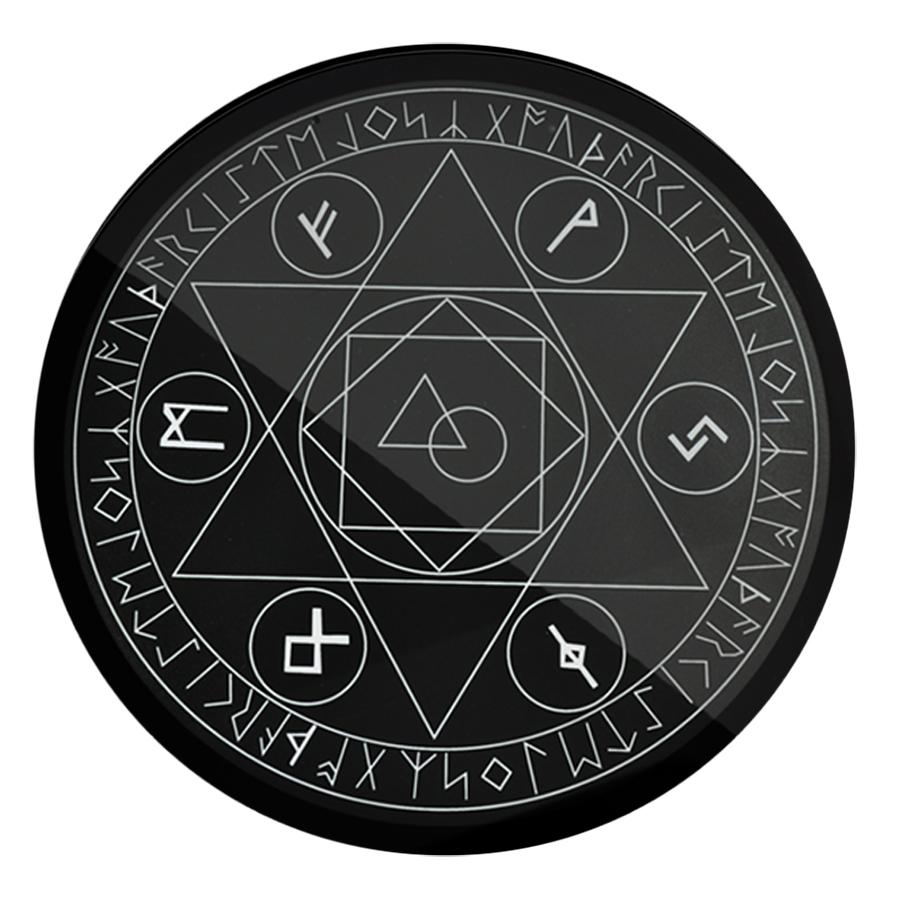 Đế Sạc Không Dây Vòng Tròn Ma Thuật Magic-X- Mine Peag