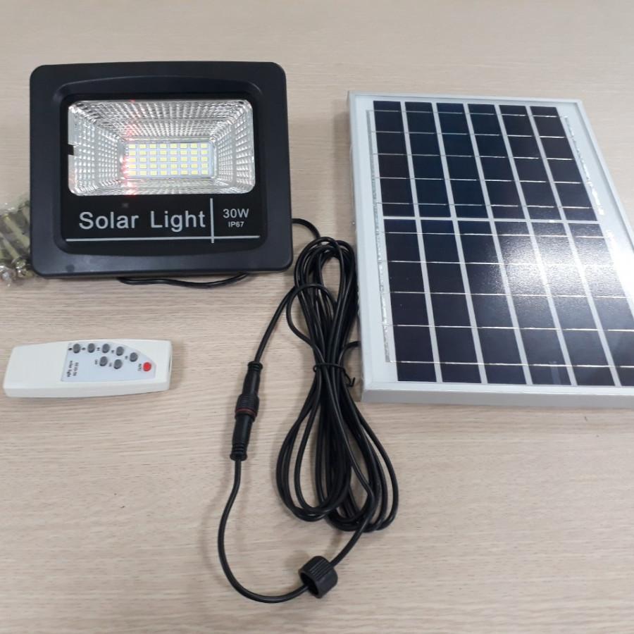 Đèn Led năng lượng mặt trời 30W rời- Công Nghệ Xanh - 1775640 , 7159216910245 , 62_12703054 , 730000 , Den-Led-nang-luong-mat-troi-30W-roi-Cong-Nghe-Xanh-62_12703054 , tiki.vn , Đèn Led năng lượng mặt trời 30W rời- Công Nghệ Xanh