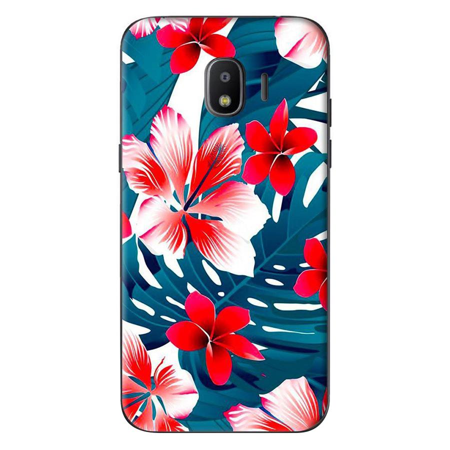 Ốp Lưng Dành Cho Samsung Galaxy J4 2018 / J2 Pro 2018 - Hoa Bụt