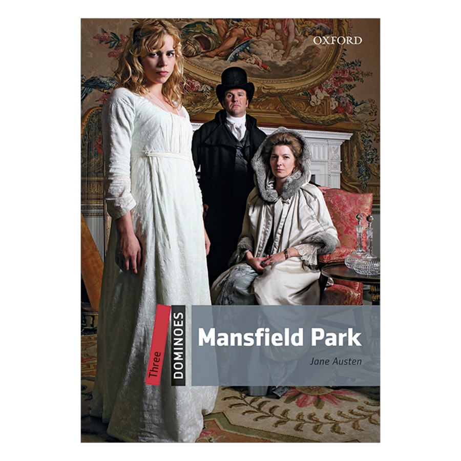 Dominoes, New Edition 3: Mansfield Park Pack - 931975 , 8290448290183 , 62_1997519 , 125000 , Dominoes-New-Edition-3-Mansfield-Park-Pack-62_1997519 , tiki.vn , Dominoes, New Edition 3: Mansfield Park Pack