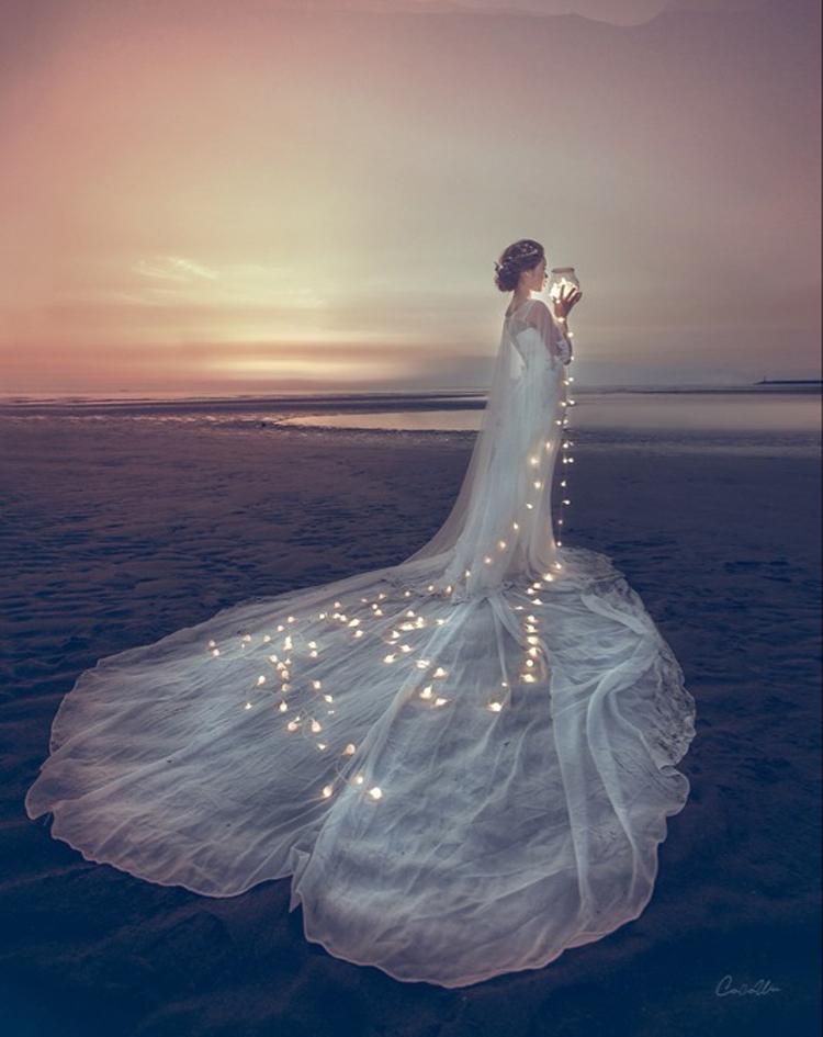 Dây đèn Fairy Light BUDECOR lung linh 10m