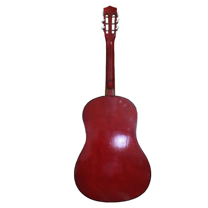 Đàn Guitar acoustic GU04 gỗ anh đào dáng D