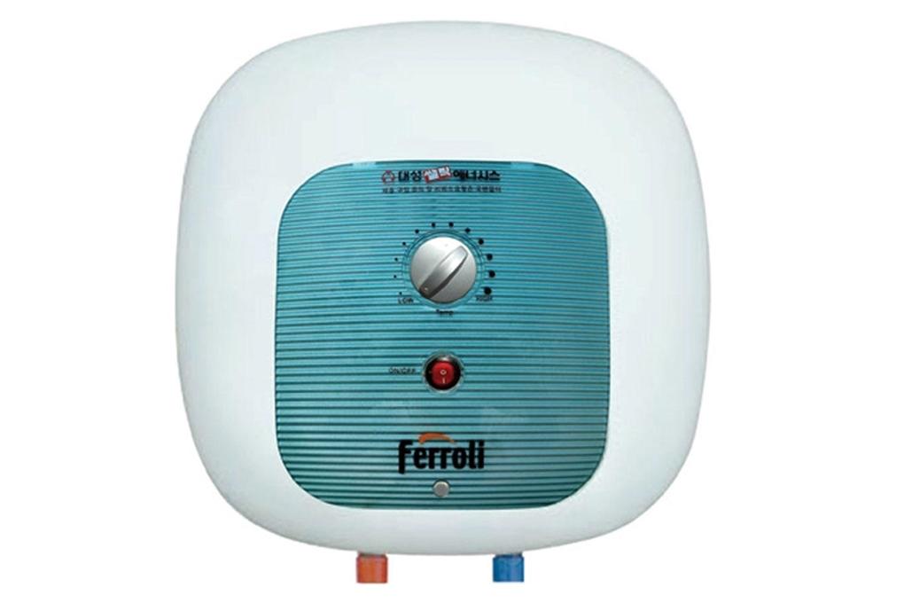 Bình nước  nóng gián tiếp Ferroli CUBO E - 30 lít - Hàng chính hãng