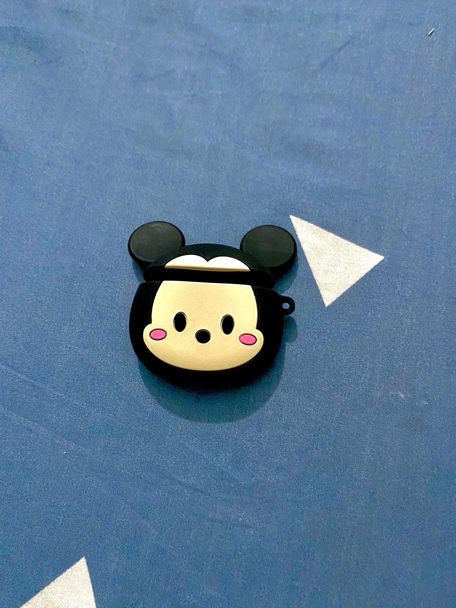 Vỏ Bảo Vệ Hộp Đựng Airpods 2 Bằng Silicon nhiều hình dễ thương