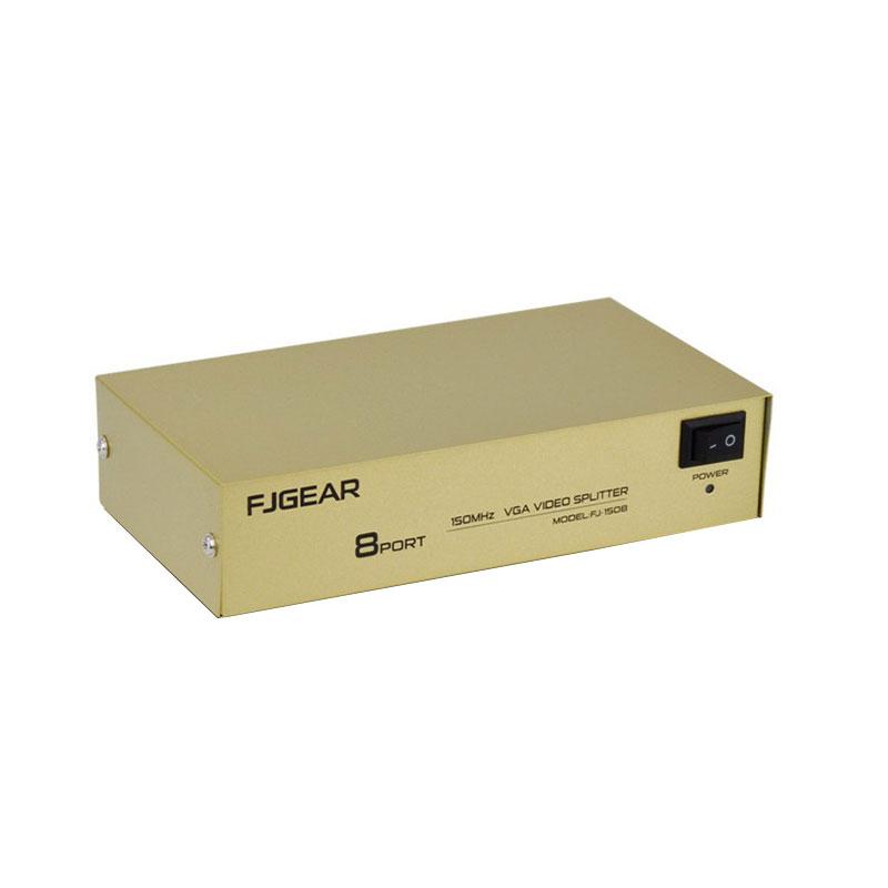 Bộ chia tín hiệu VGA 1 ra 8 FJ FJ-2008