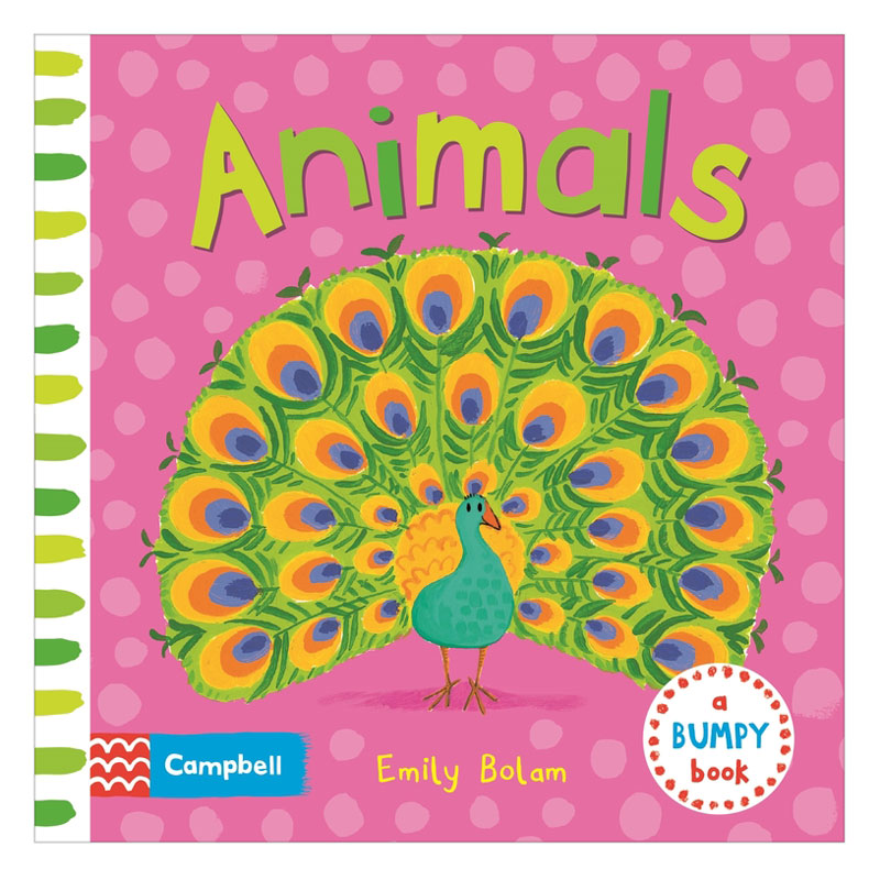 Campbell Animals (Series A Bumpy Book)