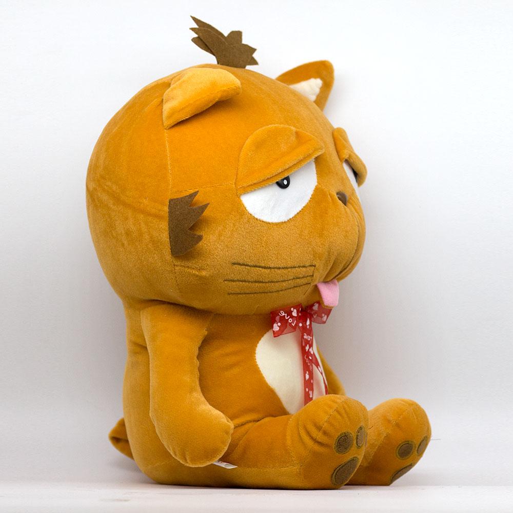 Gấu bông Mèo Dinga mèo lười cỡ lớn 50cm