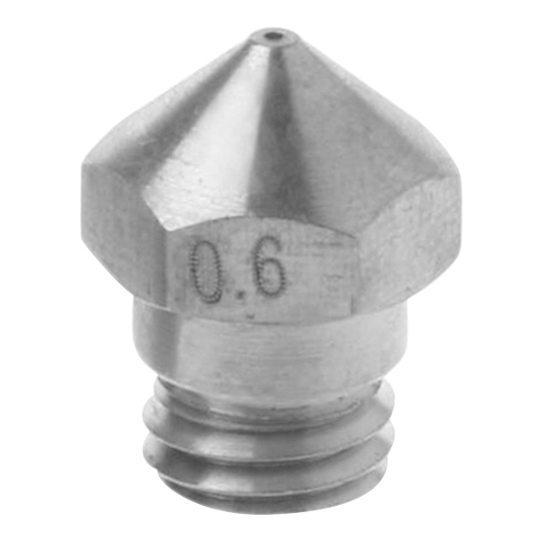 Threaded Nozzle Nozzle Durable 5 Type Stainless Steel Consumables High Precision
