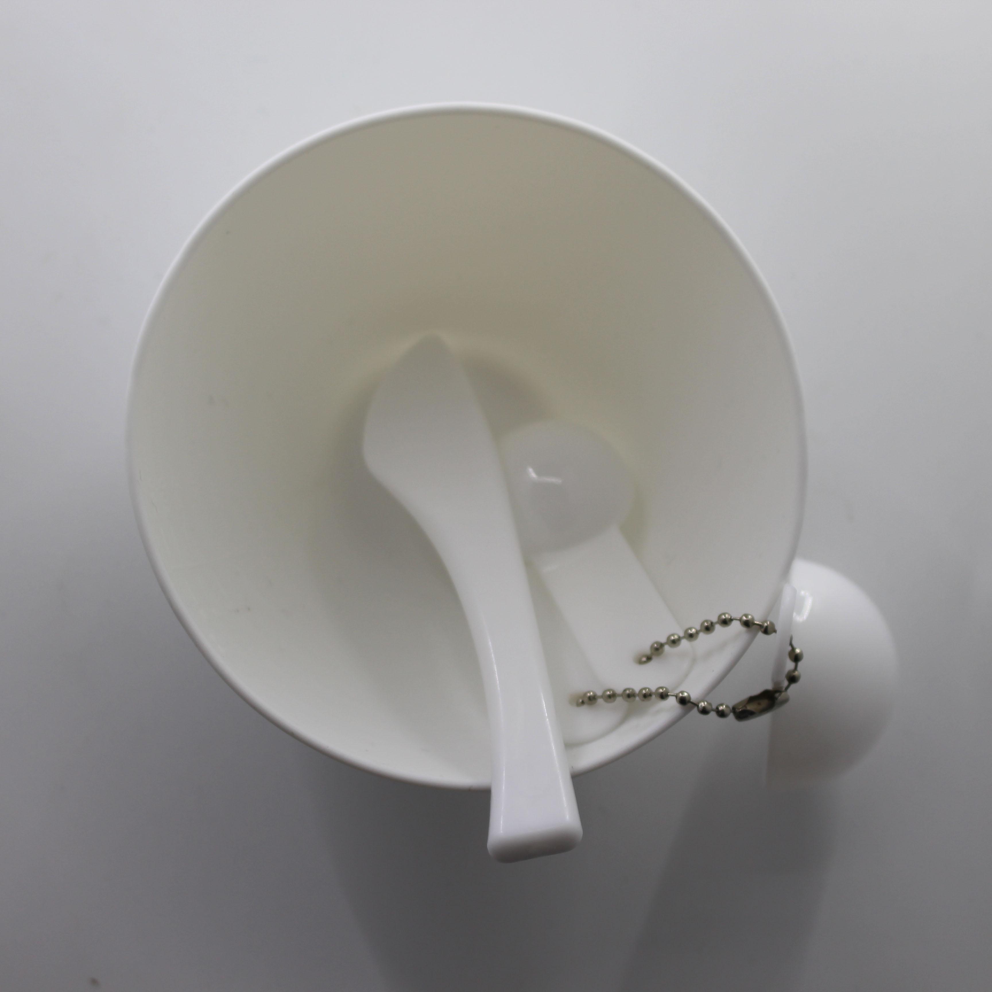 Bộ dụng cụ pha mặt nạ Nhật Bản tiện dụng  MINISO FACIAL MASK TOOL SET màu trắng - MNS026