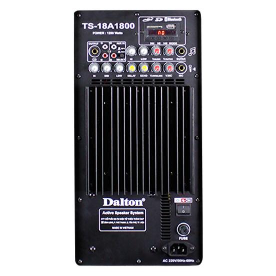 Loa kéo điện Dalton TS-18A1800 - Hàng chính hãng