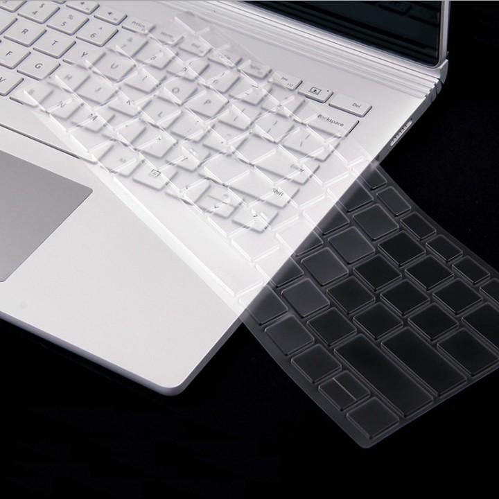 Phủ phím TPU trong suốt dành cho Surface đủ dòng - bảo vệ chống bám bụi, chống nước