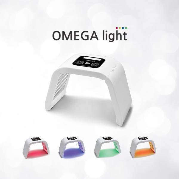Vòm Ánh Sáng Sinh Học Omega Light Hàn Quốc 7 màu