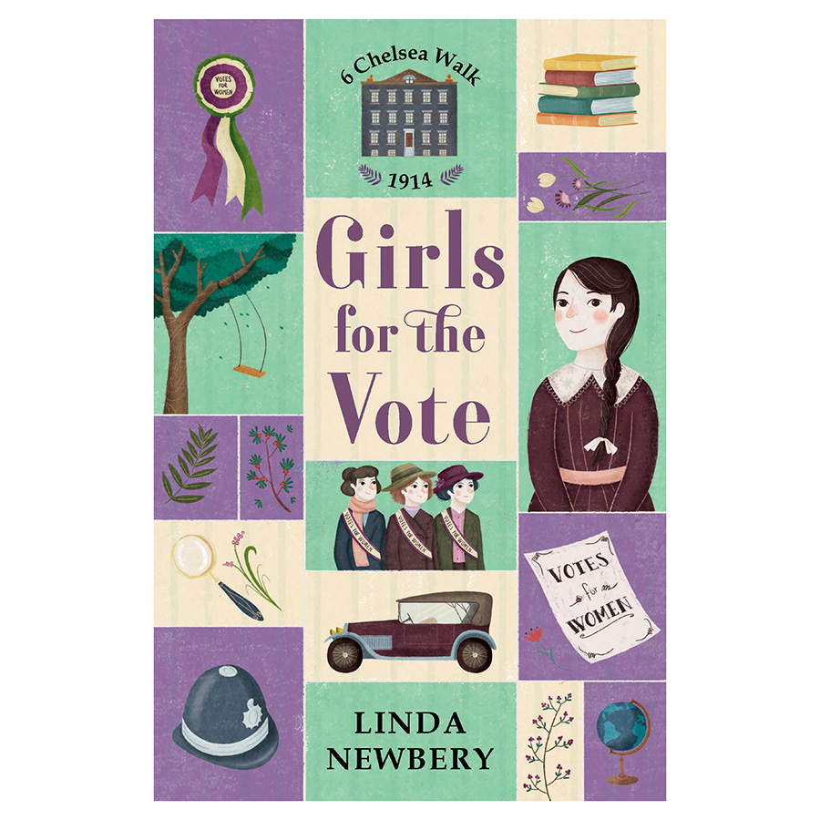Usborne Girls for the Vote