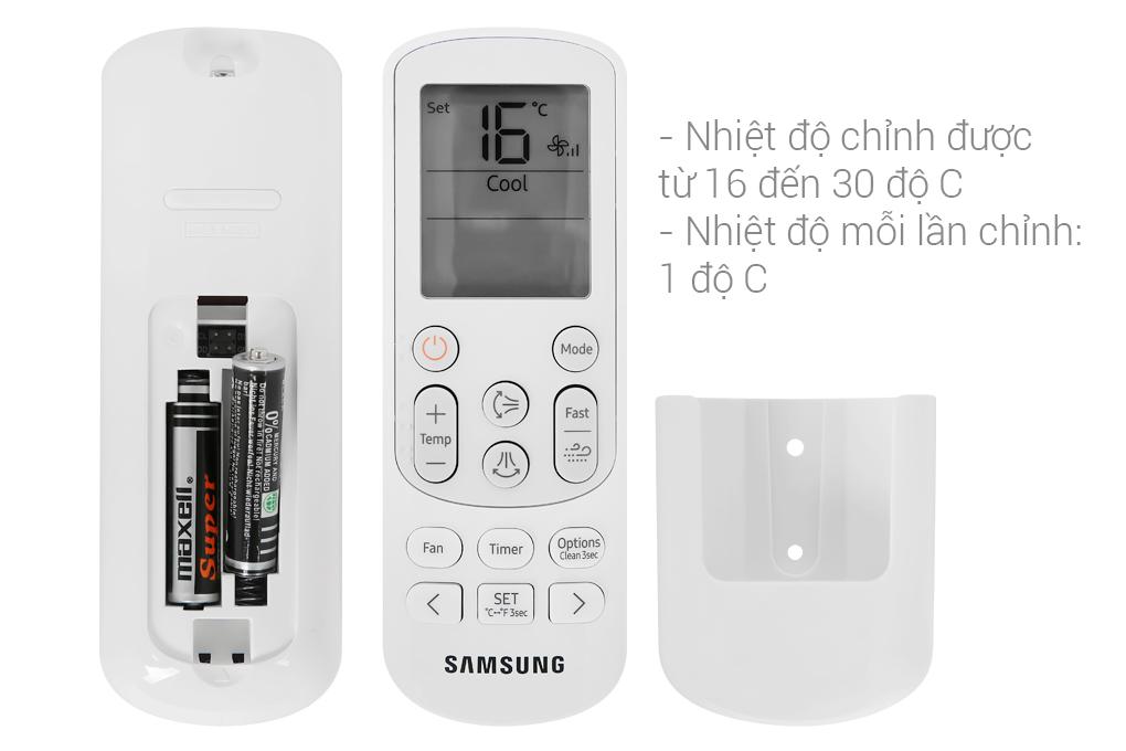 Điều hòa Samsung 1 chiều Inverter 12000 BTU AR13TYGCDWKNSV - Chỉ giao tại Hà Nội