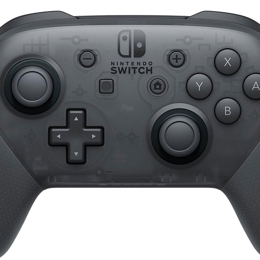 Tay Cầm Nintendo Switch Pro - Hàng Nhập Khẩu