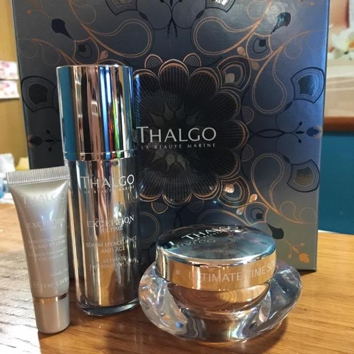 Kem giảm lão hóa Thalgo Ultimate Time Solution Cream 50ml