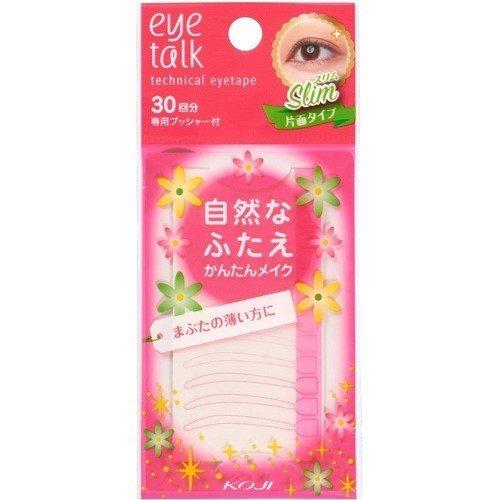 Miếng Dán Kích 2 Mí Trong Suốt Nhật Bản Koji Eye Talk Technical Eyetape Slim Loại Mỏng