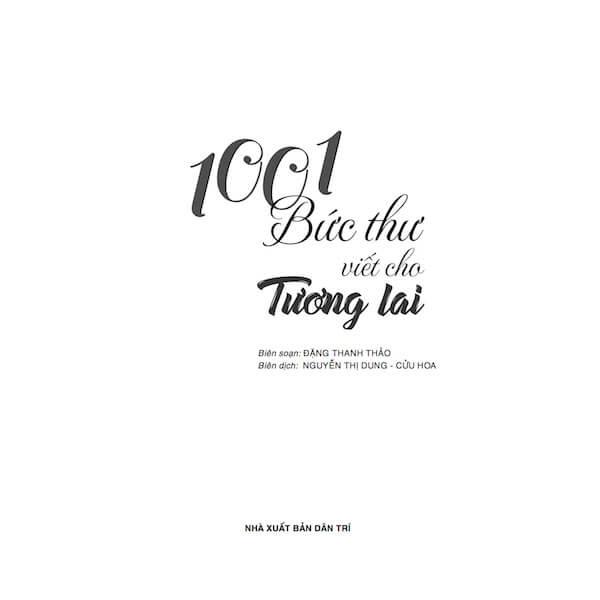 Combo 2 sách: 999 bức thư viết cho bản thân 2018 + 1001 bức thư viết cho tương lai (Đều là sách song ngữ Trung Việt có phiên âm)  (Có Audio nghe) + DVD quà tặng