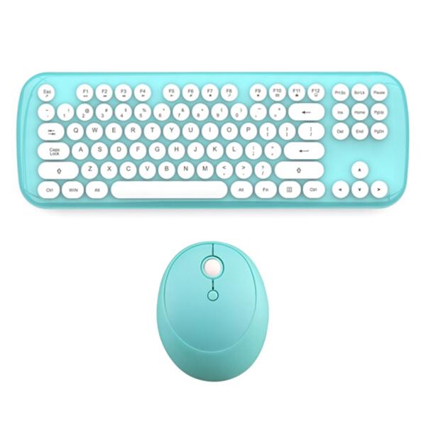 Bộ bàn phím chuột không dây Mofii Candy X - Hàng chính hãng