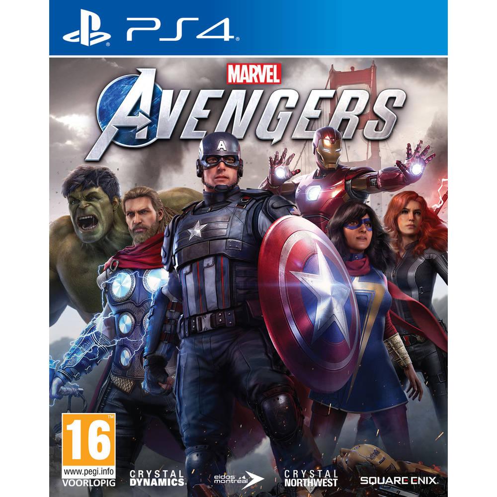 Game Marvel's Avengers- Hàng nhập khẩu