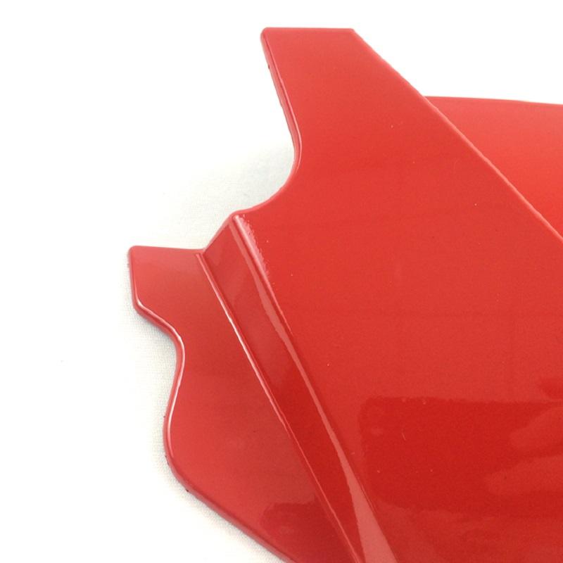Mão đầu xe cho exciter 150 màu đỏ ( Kiểu chữ Ngẫu Nhiên tùy theo đợt hàng về )