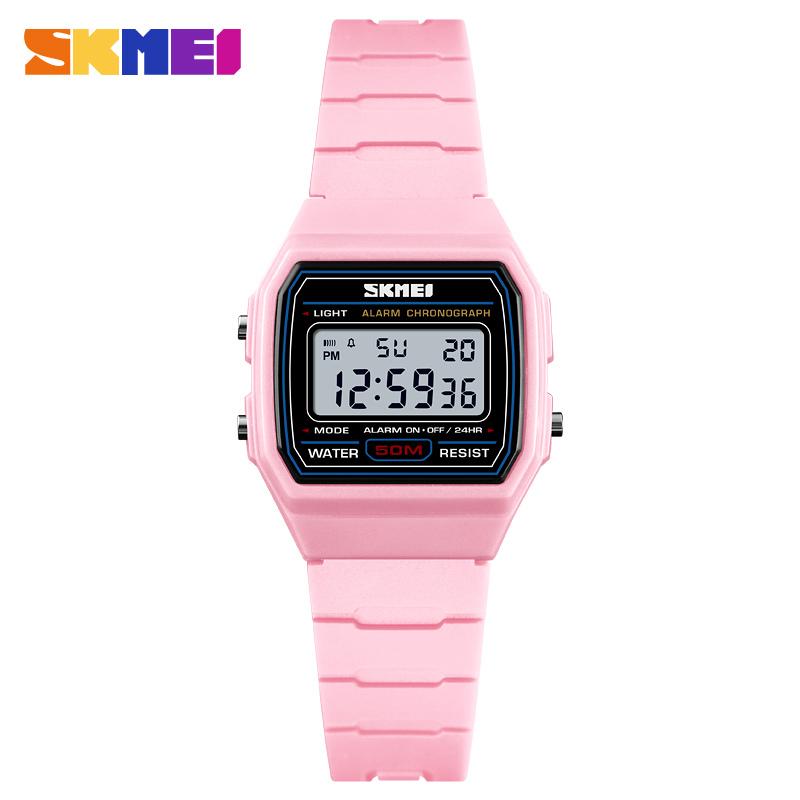 Đồng hồ đeo tay Skmei - 1460PK-Hàng Chính Hãng