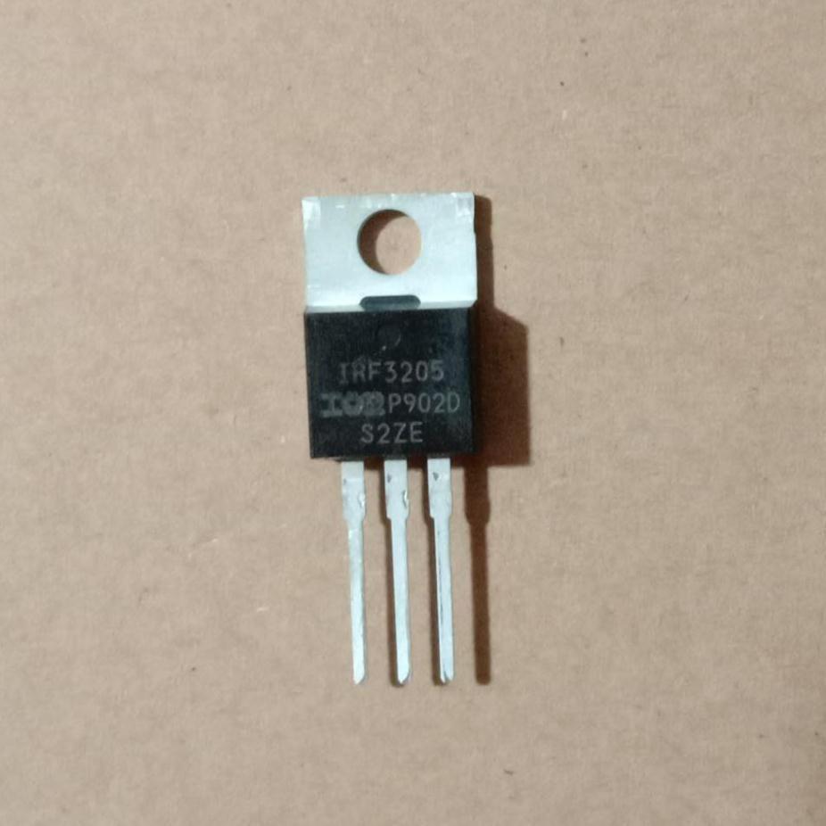 IRF 3205  Mosfet 55v-110a lưng bạc loại 1