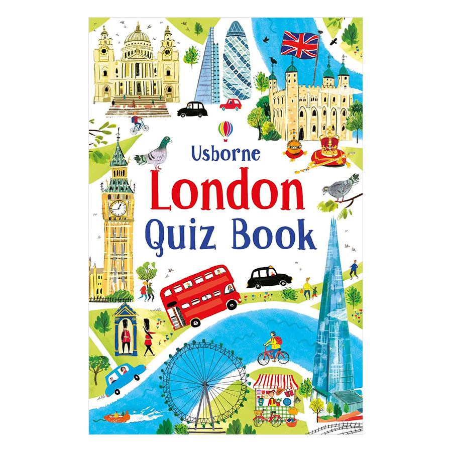 Usborne London Quiz Book