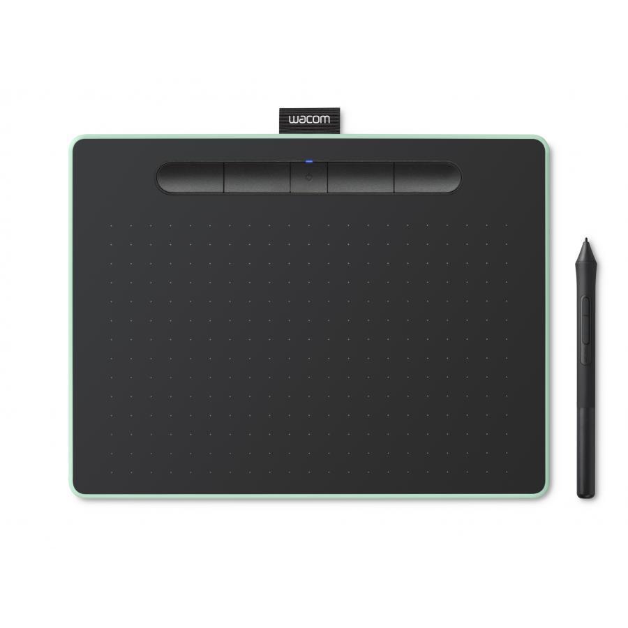 Bảng vẽ Wacom Intuos Bluetooth M CTL-6100WL/K0 (hàng phân phối chính thức) - Hàng chính hãng