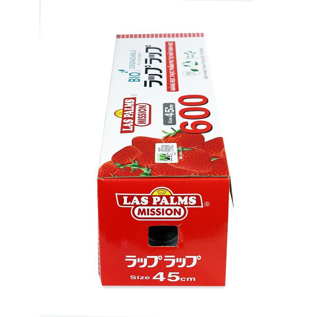 Màng bọc TP Laspalm 45cmx500m- dao nhựa (đỏ)