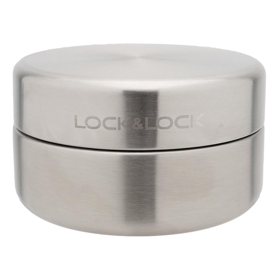 Bộ Hộp Cơm Giữ Nhiệt Và Bình Giữ Nhiệt Lock&Lock LHC8016S01