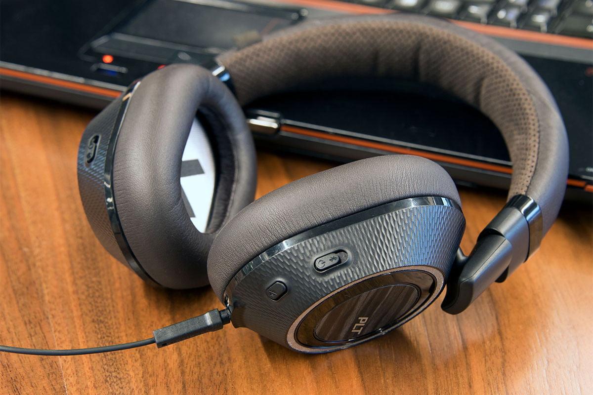 Tai nghe Bluetooth Plantronics BackBeat Pro 2 - Hàng Chính Hãng