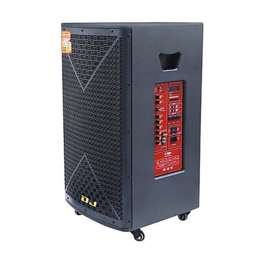 Loa kéo Bình di động Karaoke BQ Audio H-15 - Hàng chính hãng
