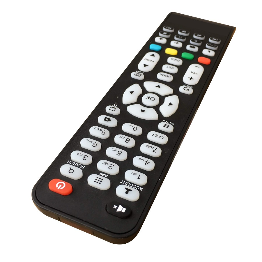 Remote Điều Khiển Cho Hộp TV Thông Minh Android  FPT Play Box (Kèm Pin AAA Maxell)
