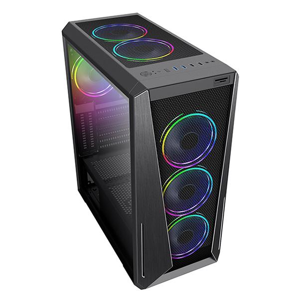 Case máy tính E-DRA Predator Hàng Chính Hãng