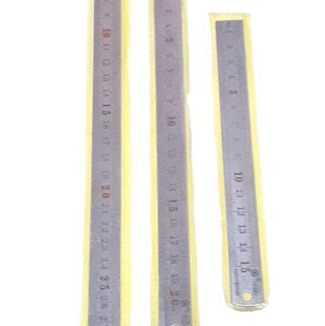 Thước lá 17mm x 5 cây
