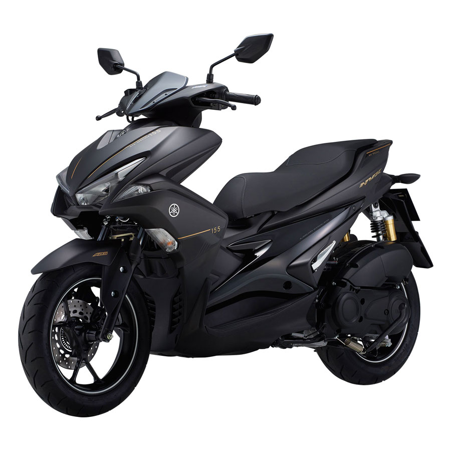 Xe Máy Yamaha NVX 155 Premium - Đen Nhám