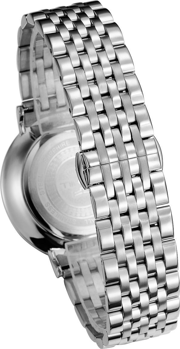 Đồng hồ nam máy quartz Thụy Sĩ chính hãng Tophill TW037G.S1152