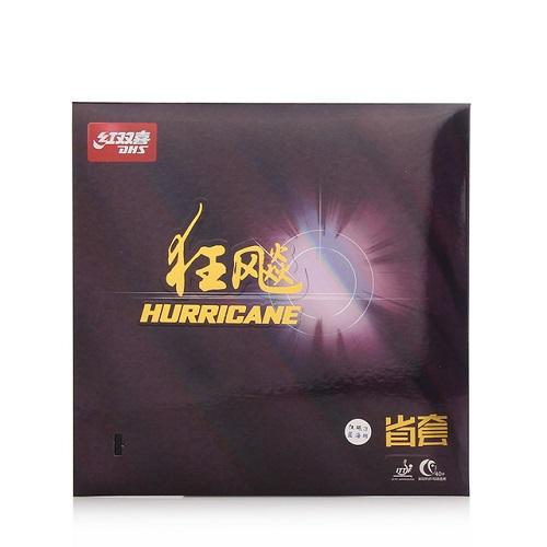 Mặt vợt  HURRICANE 3 Market  mặt Đỏ